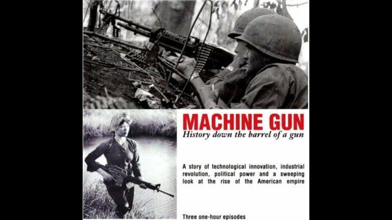 Machine Gun and the Rise of US Empire – Ep1  – White Smoking Devil