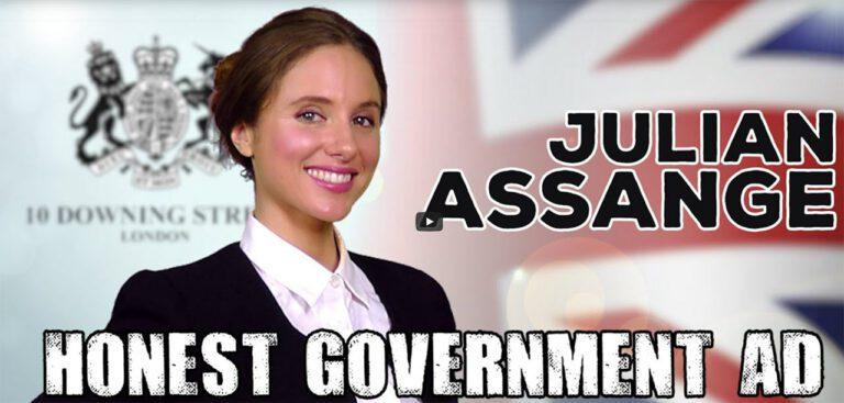 Biting Satire from Juice Media on Arrest of Julian Assange