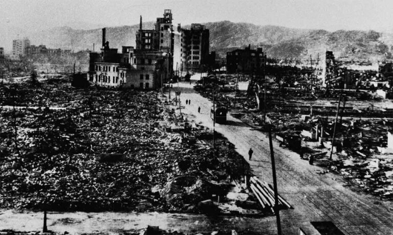 It's been 75 years since Hiroshima, yet the threat of nuclear war persists