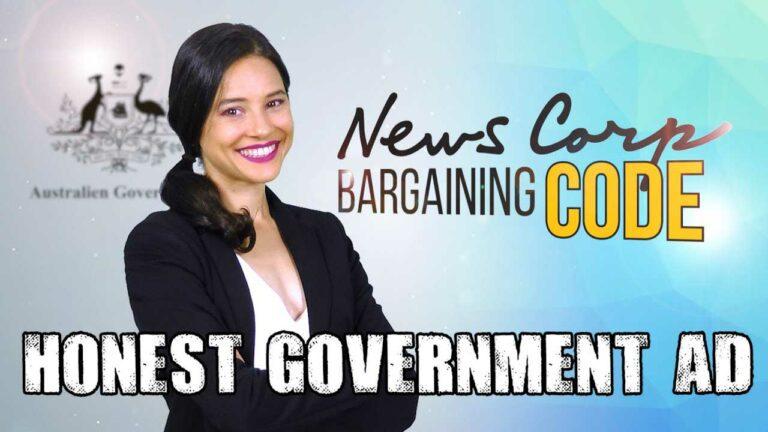 News Corp Bargaining Code – Biting Satire From Juice Media