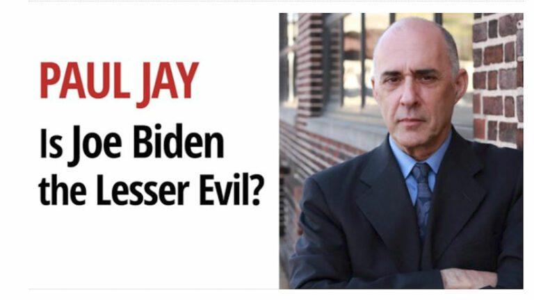 Is Voting for Biden the Lesser Evil?