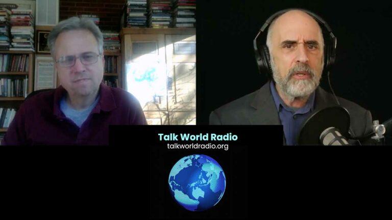 Should Trump Be Charged With Treason? Paul Jay on Talk World Radio