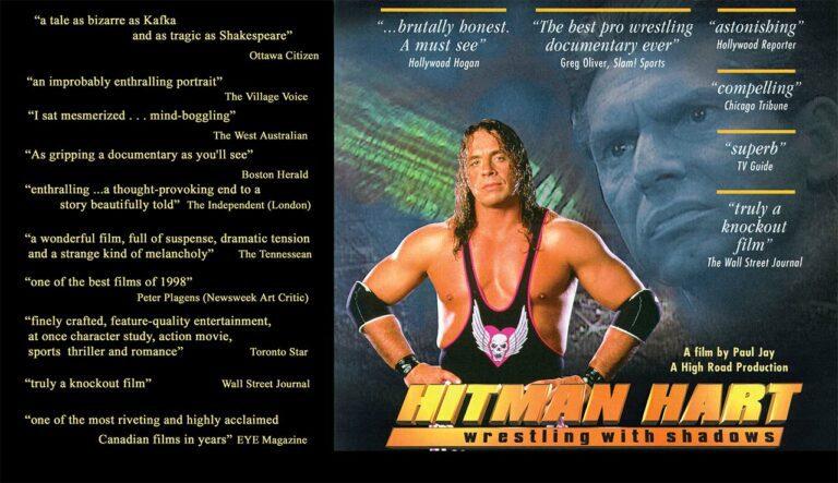 Hitman Hart, Wrestling With Shadows