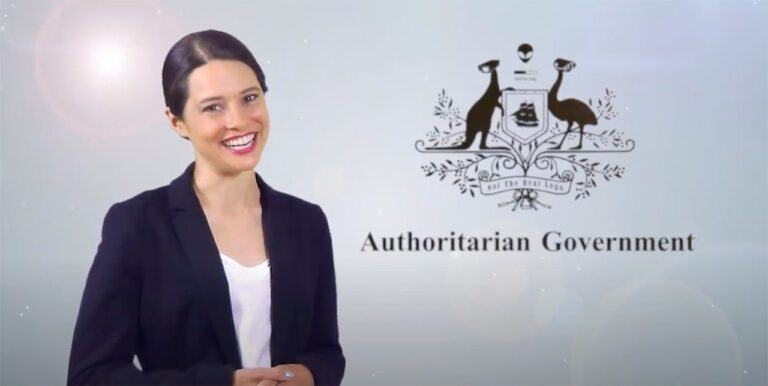 The Quiet Transition to Authoritarian Government – Satire from Juice Media