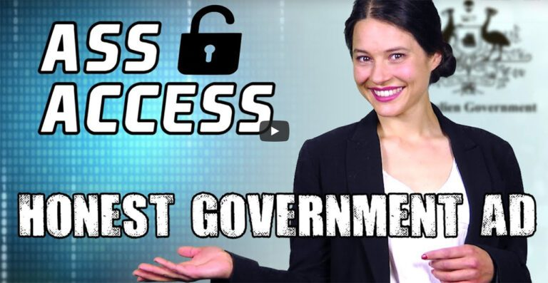 Anti-Encryption Law From Juice Media, and Very Funny