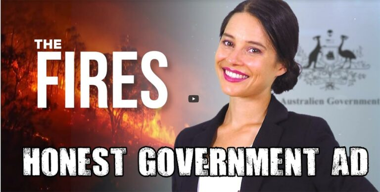 After the Fires – Satire from Juice Media