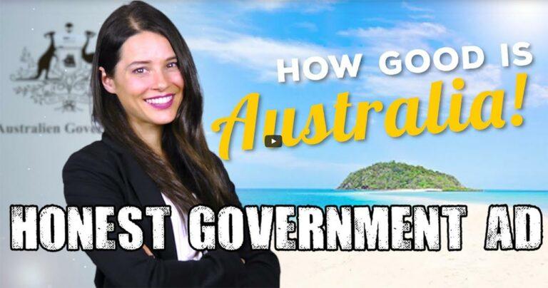 How Good is Australia? – Satire from Juice Media
