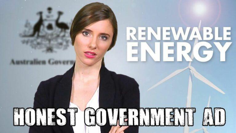 Renewable Energy, NOT – Juice Media Satire