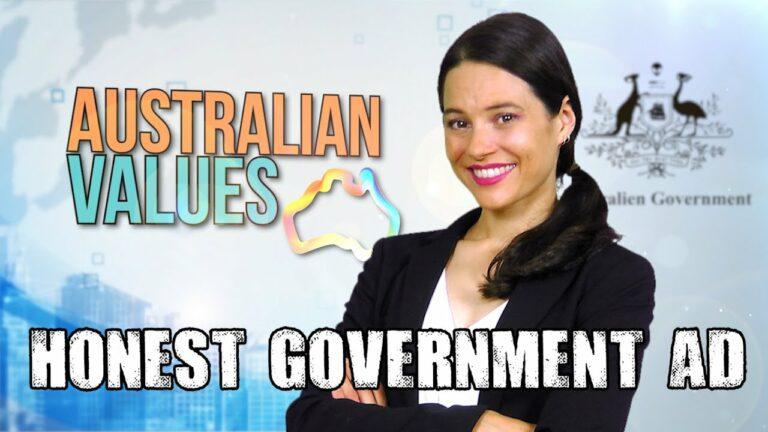 "Juice Media Satire: Australian ""Values"""