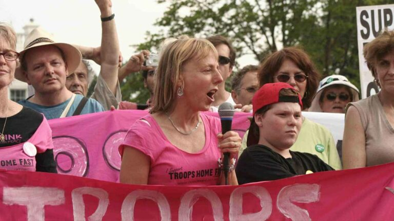 Are Progressives Ignoring Foreign Policy?  – Medea Benjamin