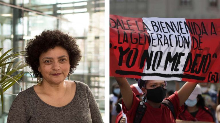 Peru: Mass Protests Against  Hypercapitalist Narco-State Force Presidents' Resignations