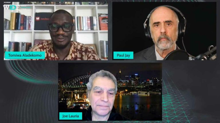 Big Tech Censorship and Defying Offical Narratives – Paul Jay and Joe Lauria at the World Ethical Data Forum