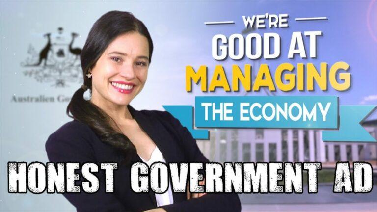 Honest Government Ad | The Recession – Juice Media Satire