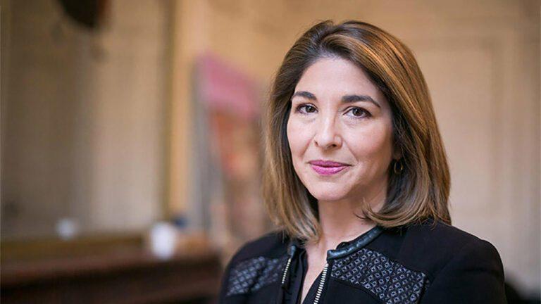 Naomi Klein on Juice Media Podcast