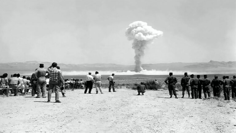 A Restart of Nuclear Testing Offers Little Scientific Value