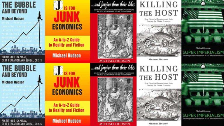 Polarization, Then a Crash: Michael Hudson on the Rentier Economy