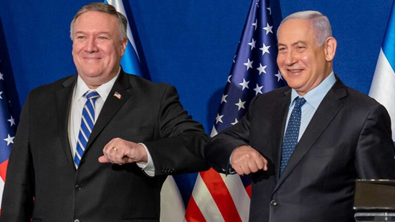 How Trump and Pompeo's Efforts to Equate BDS with Anti-Semitism Backfires