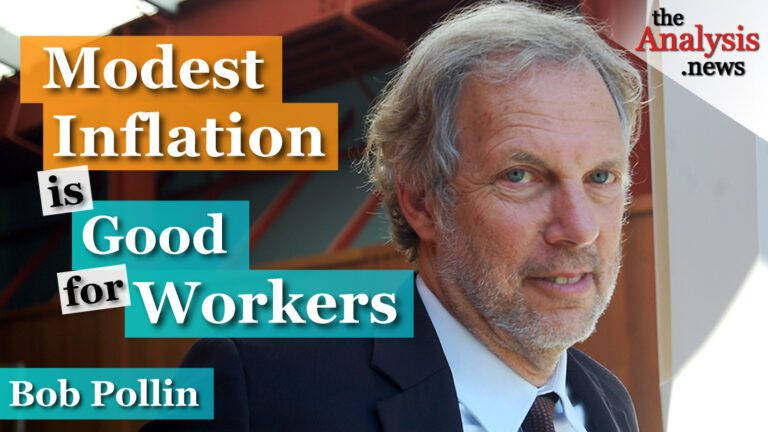 Modest Inflation is Good for Workers – Bob Pollin