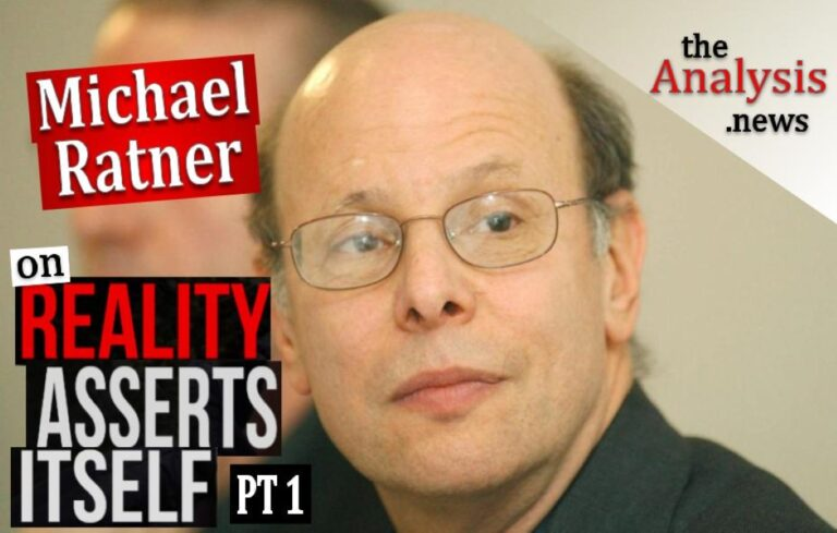 The Vietnam War was a Seminal Event for Me –  Michael Ratner on Reality Asserts Itself Pt 1/7