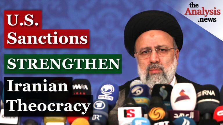 U.S. Sanctions Strengthen Iranian Theocracy – Hamid Dabashi