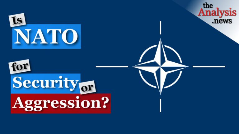 Is NATO for Security or Aggression? – Wilkerson & Engler