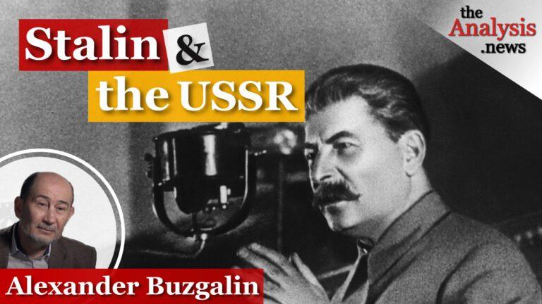 Stalin and the USSR – Alexander Buzgalin