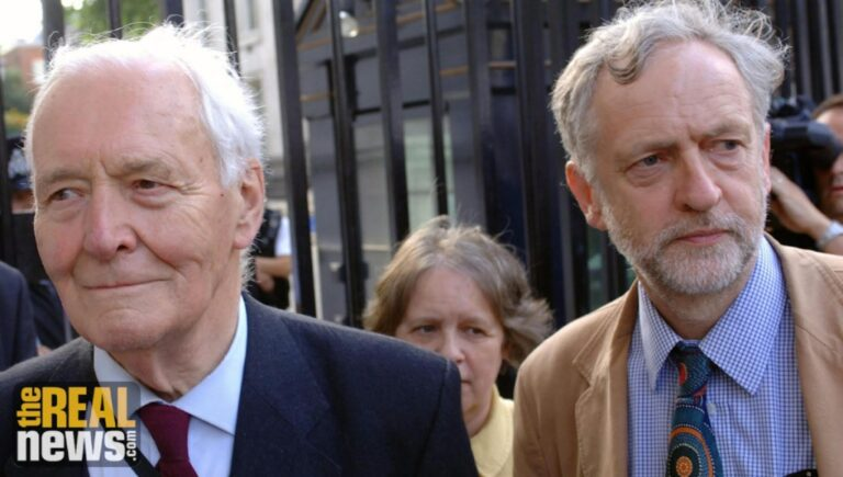 The Rise of Jeremy Corbyn and Class Struggle in the UK Labour Party – RAI with Leo Panitch Pt 3/4
