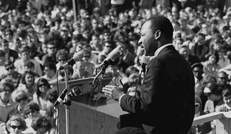 MLK and a Radicalizing Moment in American History –  Michael Ratner on Reality Asserts Itself Pt 3/7