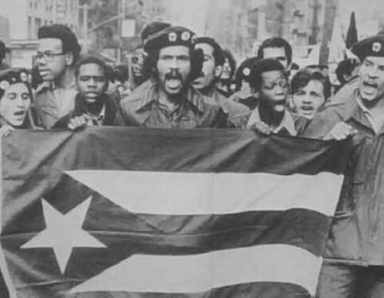 Puerto Rican Independence Movement and Cuba Further Radicalized Me  -Michael Ratner on RAI Pt 5/7