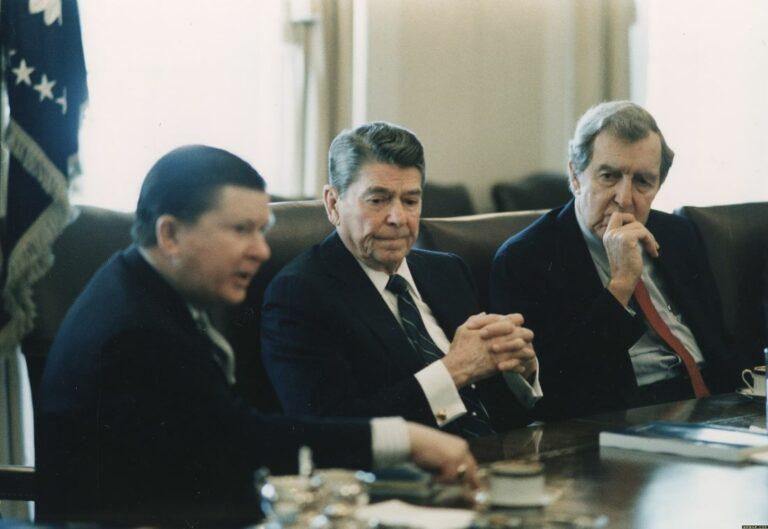 Fighting Reagan's Secret, Illegal Wars  – Michael Ratner on Reality Asserts Itself Pt 6/7