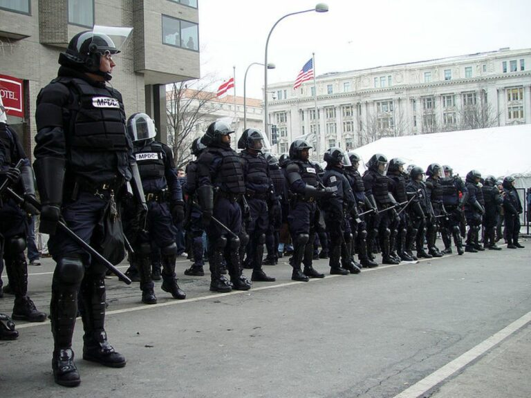 Moving Towards a Police State – Michael Ratner on Reality Asserts Itself Pt 7/7