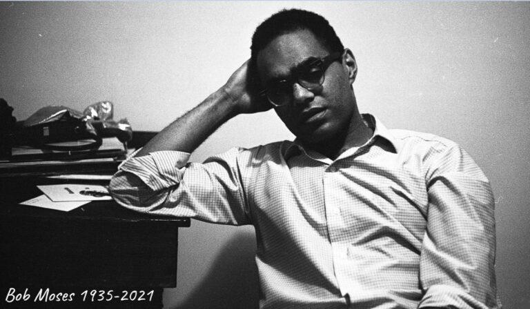 Civil Rights Leader Bob Moses Dies at 86 – Pt 1/9