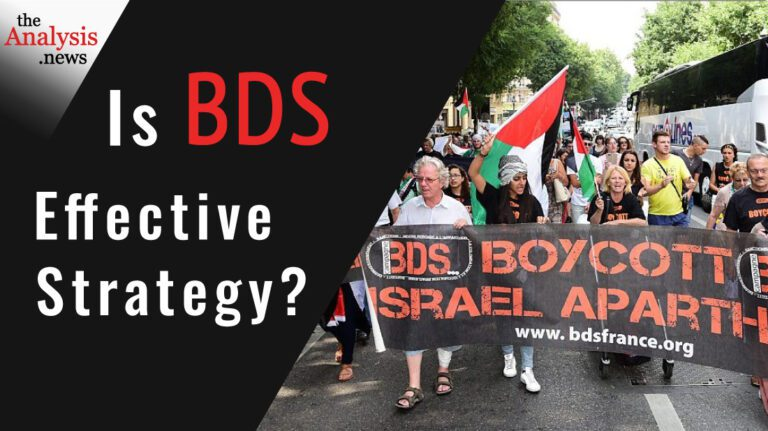 Is BDS Effective Strategy? – Shir Hever Pt 3/3