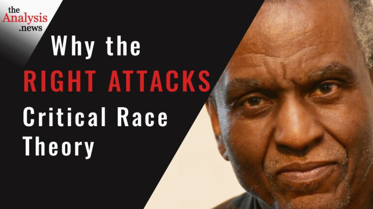 Why the Right Attacks Critical Race Theory – Gerald Horne