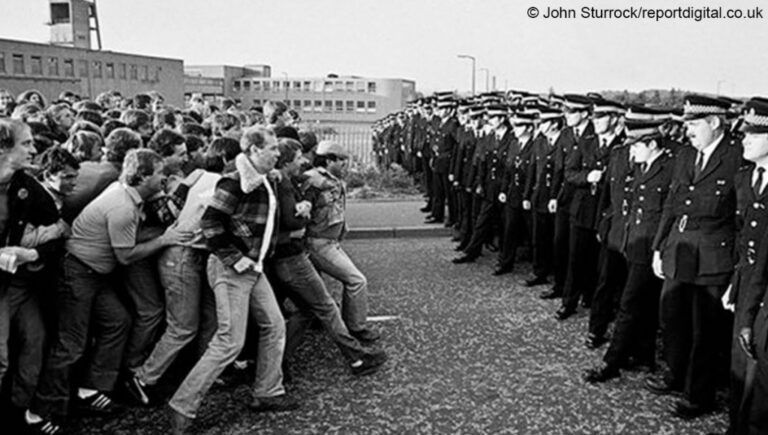 The Miners Strike Taught Me to Think Critically – Gabriel Byrne on RAI Pt 2/4