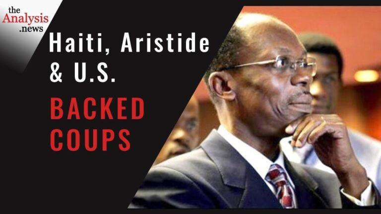 Haiti, Aristide, and U.S.-Backed Coups
