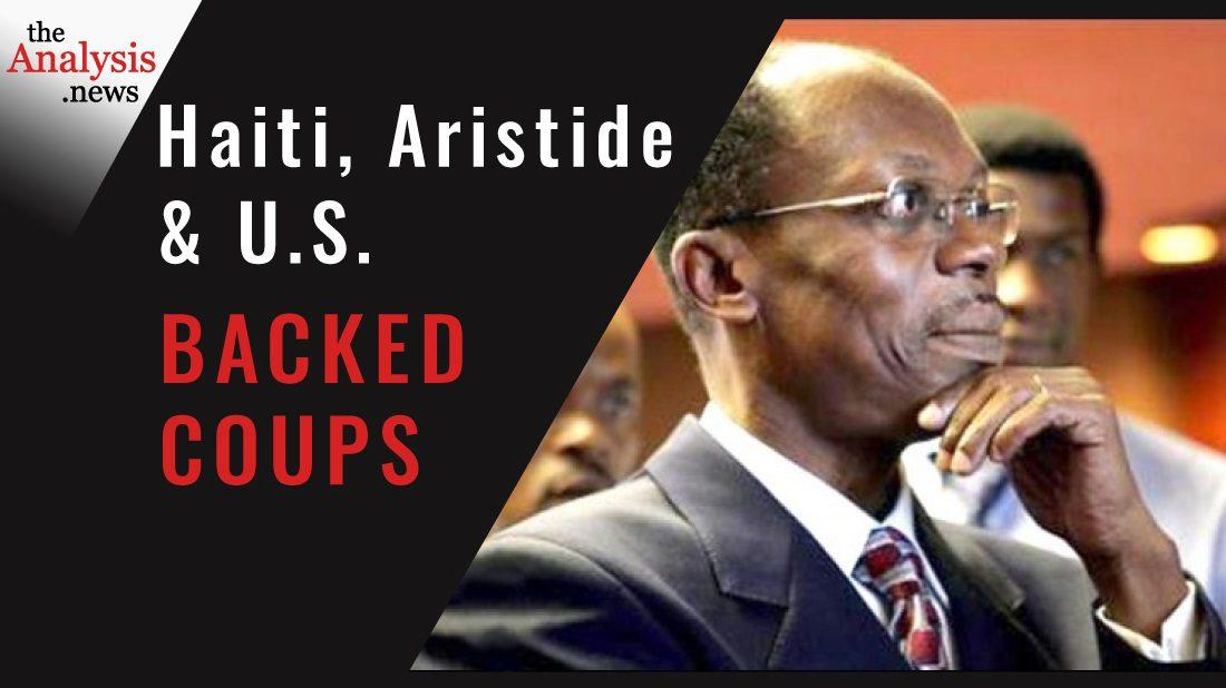 Haiti, Aristide, and U.S.-Backed Coups - Pt 1