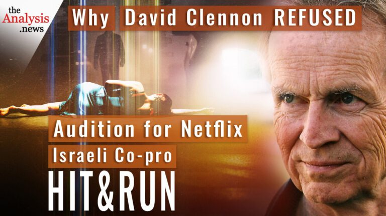 Why David Clennon Refused Audition for Hit & Run, a Netflix Israeli Co-pro