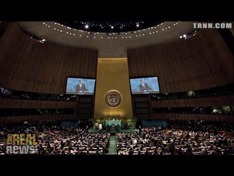 International Law and  The Responsibility to Protect  –  Vijay Prashad Pt 4/4