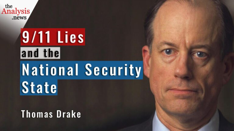 9/11 Lies and the National Security State – Thomas Drake