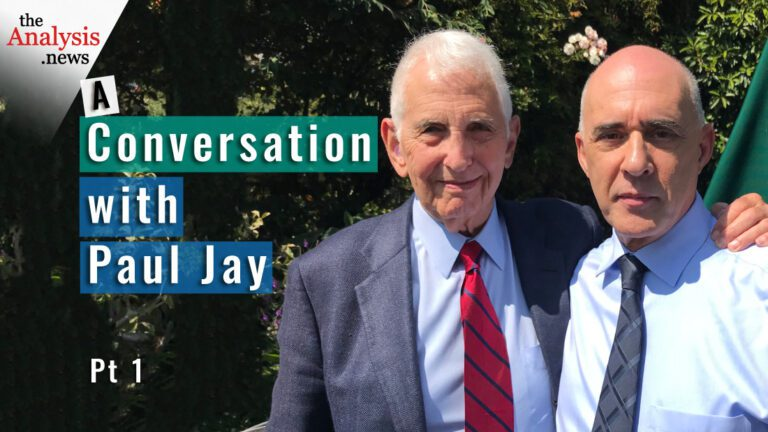 A Conversation With Paul Jay – Pt1