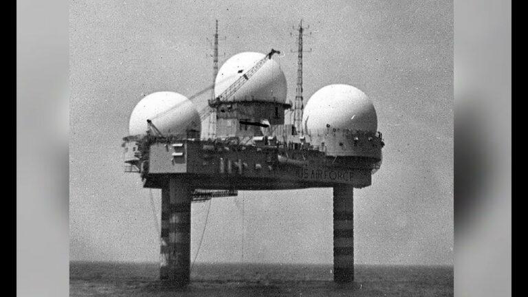 Cold War Radar System a Trillion-Dollar Fraud –  Lester Earnest on RAI Pt 1/5